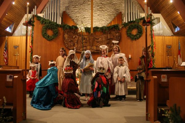 Christmas 2017 at Grace Church