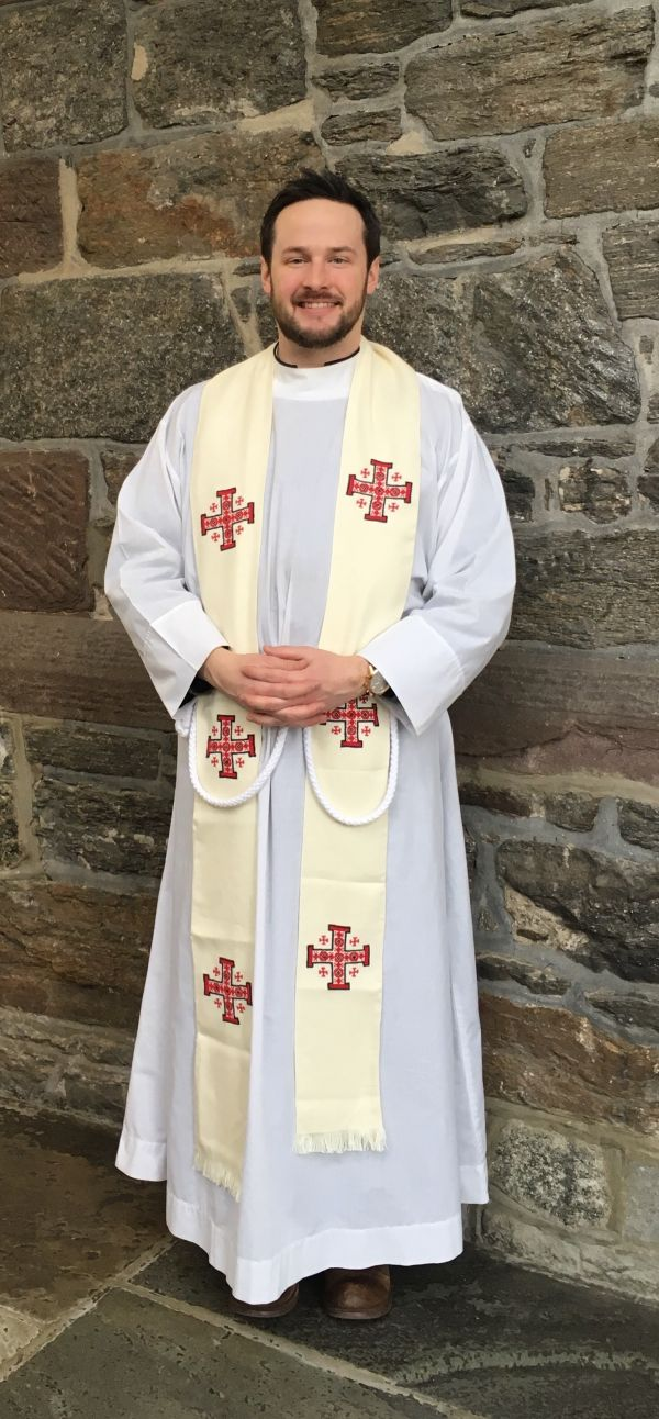 Grace Welcomes the Rev. Michael Kurth