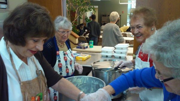 Trinity Hot Lunch: Reenvisioning a Ministry